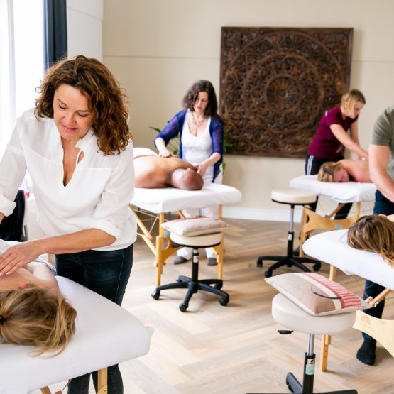 Introductieweekend masseren